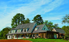 An eco-responsible Virginia home that's good for the mind, body and soul.