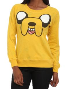 Adventure time board or sweater board... the struggle is real