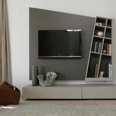 Meer dan 1000 afbeeldingen over inspiratie voor je tv meubel op pinterest interieur tvs en - Kast voor het opslaan van boeken ...