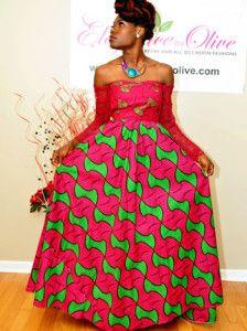 ele_pinkafricanprint_ballroomdress01