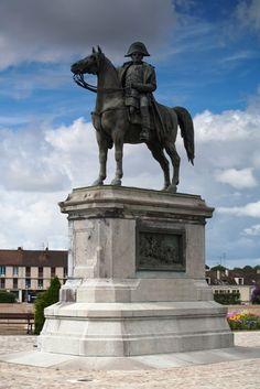 Napoleone a Montereau
