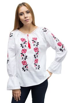 Produs Tunic Tops, Costumes, Popular, Embroidery, Detail, Blouse, Women, Fashion, Cleaning Tips