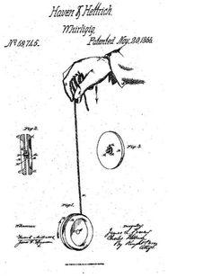 Yo-yo patent