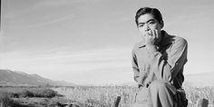 In 1943, legendary photographer Ansel Adams visited Manzanar, a Japanese internment camp in California's Sierra Nevada mountains.