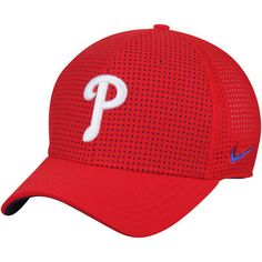 8168ba05a649af Philadelphia Phillies Nike AeroBill Classic 99 Performance Adjustable Hat -  Red
