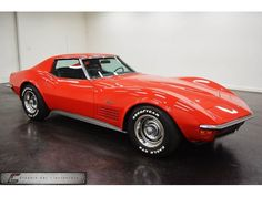 1972 Chevrolet Corvette Maintenance/restoration of old/vintage vehicles: the material for new cogs/casters/gears/pads could be cast polyamide which I (Cast polyamide) can produce. My contact: tatjana.alic@windowslive.com