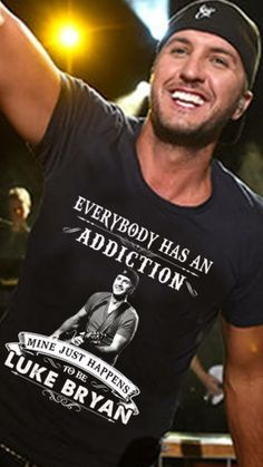 I so wish this shirt was real!!! The official Luke Bryan app