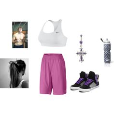 """""""Basketball with Dean"""" by anaeve on Polyvore"""