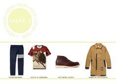 Fashion Men Spring/Summer 2015 #spring #summer #2015 #men #fashion #shoes #accessories #ThomBrowne #DolceGabbana #RedWing #BandofOutsiders