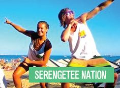 Wear the world with a Serengetee shirt. Not only are the fabrics brought from a variety of countries, proceeds from the shirts are donated back into the country's charities that vary from poverty relief to animal care. Help the world by wearing it!