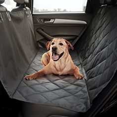 Dog Housse de Si/ège Antid/érapante Waterproof Car Boot Liner Protecteur de Si/ège Legendog Trunk Cover