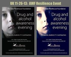 What Is The Amy Winehouse Foundation Doing In The World? Amy Winehouse Foundation, Alcohol Awareness, Drugs, Student