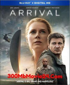 Watch Full Movie Arrival (2016) 1080p BluRay HEVC x265 With ESub 600MB Or Download IMDb Rating: 8.0/10 MPAA Rating: PG-13 Release Date: 11 November 2016 (USA) Genre: Drama, Mystery, Sci-Fi Director: Denis Villeneuve Cast: Amy Adams, Jeremy Renner, Forest Whitaker Quality:BluRay Rip HEVC x265 1080p Audio: English Subtitle: English Size:612MB MKV Storyline: When twelve mysterious …