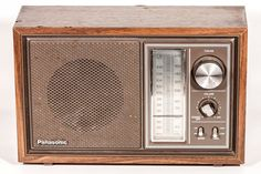 Vintage Panasonic AM / FM Radio Model by MyPicksYourTreasures