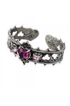 Alchemy Pewter Bracelet Elizabethan