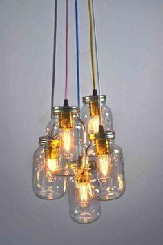 5 JamJar Cluster - JamJar Lights