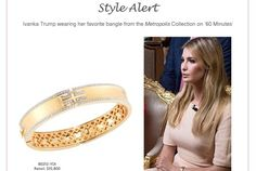 With Ivanka's jewelry ad, Drumpf companies begin to seek profit off election result