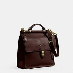 5be2813ba39e Willis Bag in Leather Luxury Bags