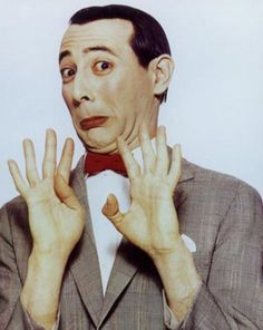 Still love the Pee-Wee, even though....