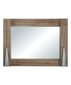 Take a look at this Brown Wall Mirror today!