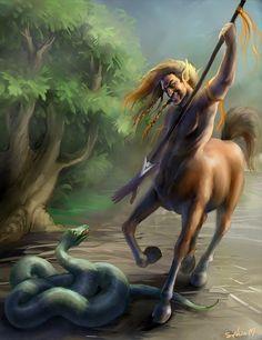centaur by ~sopic84 on deviantART