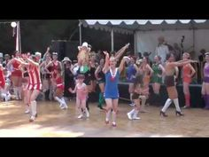 Adorabelles at the Gatsby Summer Afternoon 2015 - YouTube