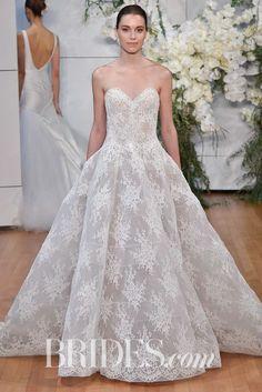 Monique Lhuillier Bridal & Wedding Dress Collection Spring 2018   Brides