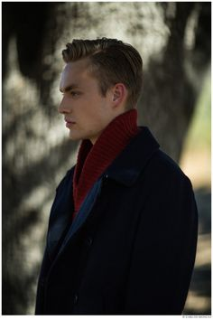 ANTMs Will Jardell Heads Outdoors for Stunning Photo Shoot by Carlos Moscat image Will Jardell ANTM Model Photo Shoot 2014 003 800x1200