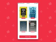 BookCrossing App by Cleveroad - Dribbble