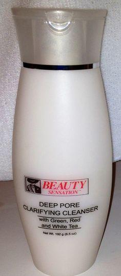 Deep Pore Cleanser for Combination/Oily skin type.  $22.50 http://www.beautysensation.com/Catalogonline.htm