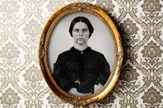 """""""Olive Oatman, 1857"""" by unattributed - Beinecke Rare Book and Manuscript Library. Licensed under Public Domain via Wikimedia Commons - http://commons.wikimedia.org/wiki/File:Olive_Oatman,_1857.png#/media/File:Olive_Oatman,_1857.png"""