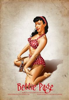 vintage pinups | My doctor tells me I should start slowing it down -- but there are ...