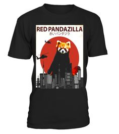 """# Red Pandazilla 