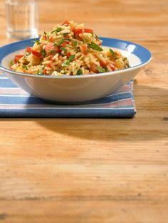 Griechischer Reis Rezept - [ESSEN UND TRINKEN]