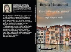 Author's Blog of Brenda Mohammed: Travel Memoirs with Pictures - Our Trip To Venice