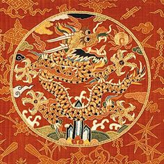 A&J Speelman Oriental Art   Chinese   Works of Art   Other   An Imperial embroidered velvet textile with a five-claw dragon   Wanli period (1573-1619), Ming dynasty, China