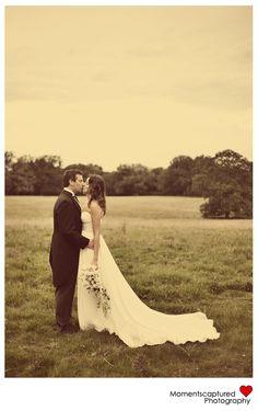 English Country Wedding