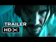 John Wick Official Trailer #1 (2014) - Keanu Reeves, Willem Dafoe Movie HD - YouTube