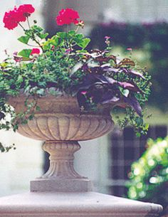Cast stone planter.  Stone Legends Architectural Cast Stone   (600×776)