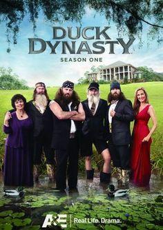 Duck Dynasty on A Season 01 ($38)