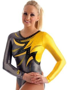 I love the colors and design of this leo!