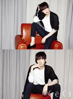 Ahn Jae Hyun - Ceci Magazine April Issue '14 Lee Jin Wook, Ahn Jae Hyun, Lee Hyun Woo, Choi Jin Hyuk, Choi Seung Hyun, Hot Korean Guys, Korean Men, Korean Actors, Asian Actors