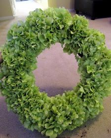 Little Mrs. Can't Be Wrong: DIY Spring Wreath Tutorial