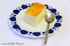 puszysty sernik Slow Cooker, Panna Cotta, Food And Drink, Baking, Cake, Ethnic Recipes, Dulce De Leche, Bakken, Kuchen