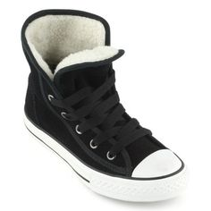converse fur lined hi tops