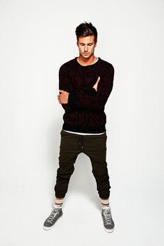 ZANEROBE | Styled Look | Creatures of Want Collection #casual #sportwear #men