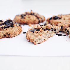 Oatmeal Biscuits (8 biscuits) | vegan, LF, GF