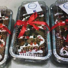 Primer pedido pastelitos navideños | Postrería
