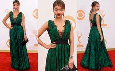 Top 5: os melhores looks do Emmy 2013 - Moda - CAPRICHO