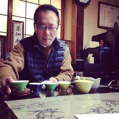 Some families have a history of a few hundred years growing and handcrafting #tea | honoured to be hosted by one of them today. #Uji #teahunting